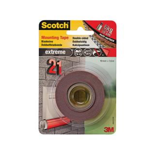 SCOTCH MOUNTINGTAPE EXTREME 9MM X 1.5M